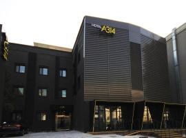 A picture of the hotel: A314 Hotel