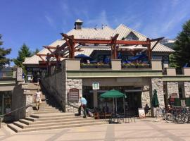 Hotel photo: Whistler Village Centre by Elevate Vacations
