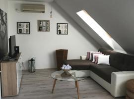 Фотографія готелю: Arany Apartman