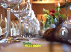 Hotel photo: Gasthof Wachmann