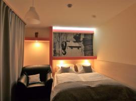 A picture of the hotel: U Admirala