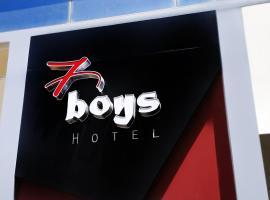 Hotel photo: 7Boys Hotel