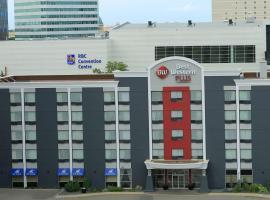 Hotel photo: Best Western Plus Downtown Winnipeg