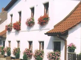 Photo de l'hôtel: Ferienwohnungen Familie Daehn