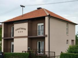 A picture of the hotel: Apartmani Matosevic
