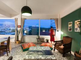 Hotel photo: artloft athens acropolis