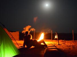 Hotel photo: Bedouin Oasis Camp