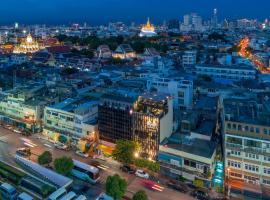 Hotel near Bangkoka