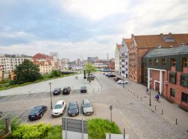A picture of the hotel: Gdańsk Ołowianka OLD TOWN