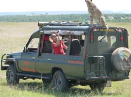Hotel photo: Fig Tree Camp - Maasai Mara
