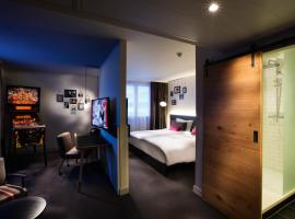 Hotel photo: pentahotel Paris Charles de Gaulle