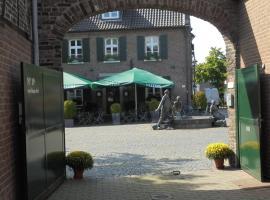 Hotel photo: Apartment van Haags Hof