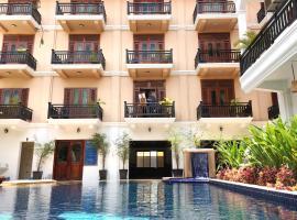 Hotel photo: Apsara Dream Hotel