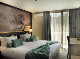 Фотографія готелю: Appart'hotel Souani (Al Hoceima Bay)