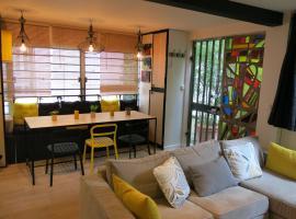 Hotel photo: Maison Duplex luxembourg