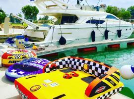 Hotel photo: Chalkidiki Luxury Yachts