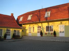 Хотел снимка: Kincses vendégház