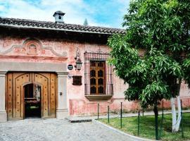 Hotel photo: La Casa de la Alameda