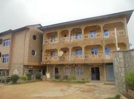Hotel near Matadi