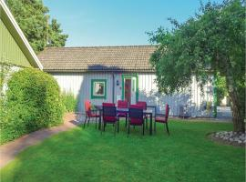 Hotel photo: One-Bedroom Holiday Home in Hollviken