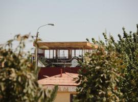Hotel near Usbekistan