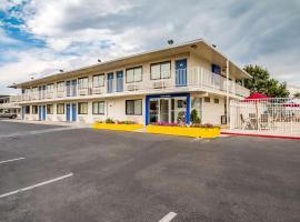 Ξενοδοχείο φωτογραφία: Motel 6 Salt Lake City West - Airport