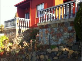 A picture of the hotel: Casa Lomo La Fuente