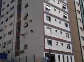 Hotel fotoğraf: Apto 2 dorm - Centro de São Vicente
