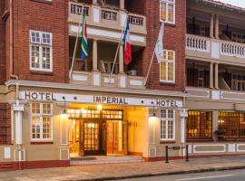 A picture of the hotel: Imperial Hotel by Misty Blue Hotels