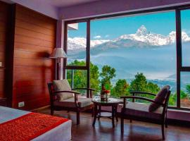 Hotel near Pokhara