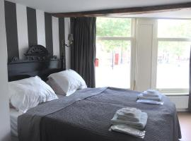 מלון צילום: Inn old Amsterdam B&B