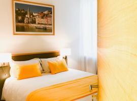 Hotel fotografie: Les Annexes de l'Hôtel Tête d'Or