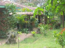 Hotel near Danlí