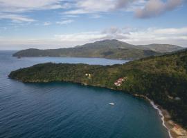 Hotel photo: Pousada Toca do Mar