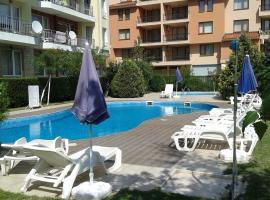 Hotel photo: Ganz Real Estate Sunny Beach 1