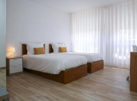 Hotel photo: Central Suites Impacto