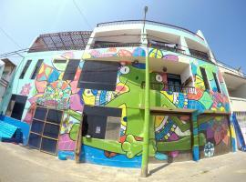 Gambaran Hotel: Frogs Chillhouse Hostel