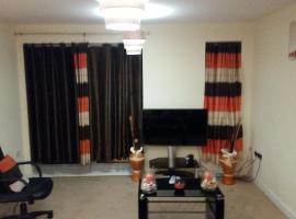Hotel Photo: Med cozy flat