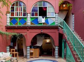 A picture of the hotel: Riad Wardate Rita