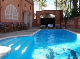 Hotel photo: villa al diwan luxor