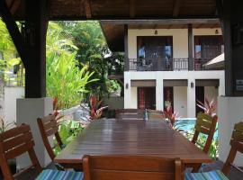 Hotel photo: Private 4 Bed Villa in Maenam Ko Samui