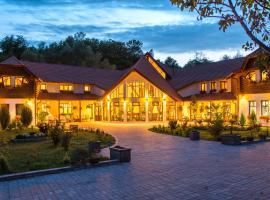 Hotel Photo: Pensiunea Meander