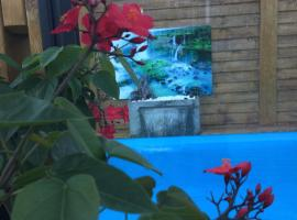 Hotel Photo: Ti Fleur aimée à Cilaos