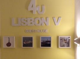 Hotel kuvat: 4U Lisbon V Guesthouse