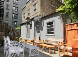 Hotel Foto: Carriage House & Courtyard