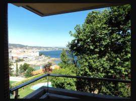 Hotel photo: Apartamento Portonovo