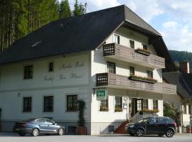 Hotel photo: Gasthof-Pension zur Klause
