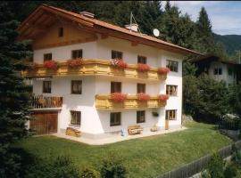 Hotel photo: Ferienwohnung Wolf