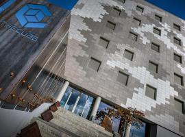 Hotel photo: Hotel The Cube