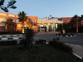 Hotel photo: Hotel du Parc